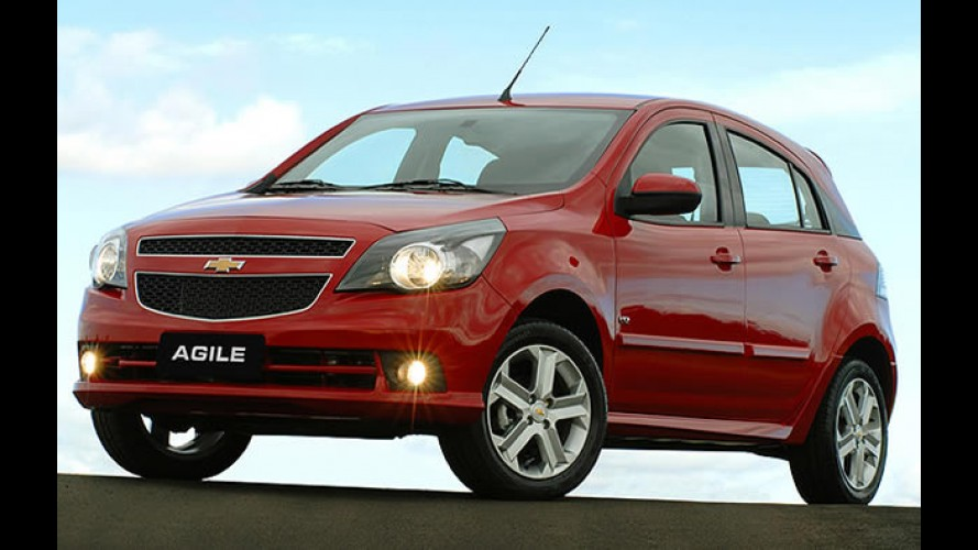 Veja a lista dos 100 carros mais vendidos no Brasil em dezembro de 2009