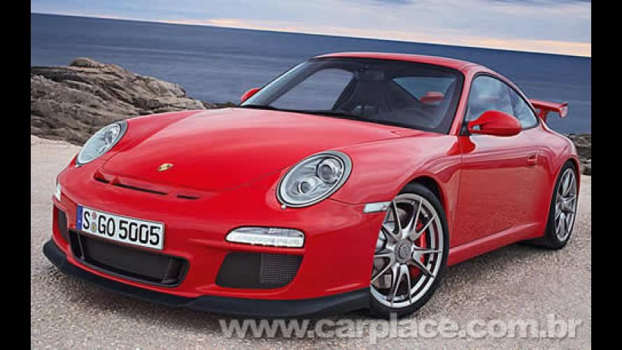 Em apenas 1 semestre Porsche registra lucro de 7,34 bilhões de euros