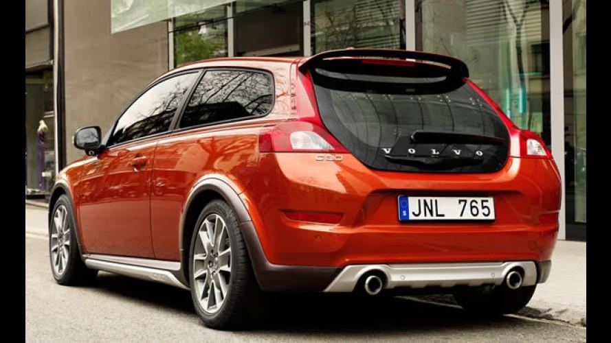 Volvo C30 reduz preços na linha 2011