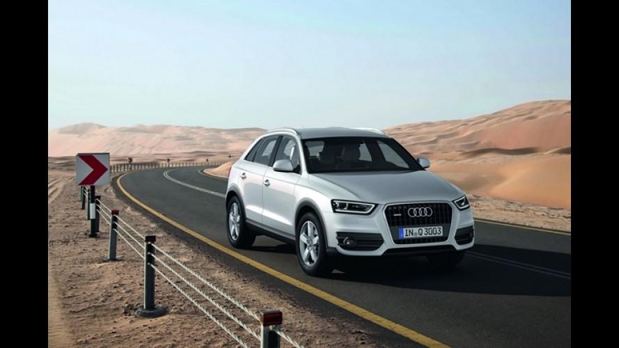 Portugal: Novo Audi Q3 já tem preços definidos