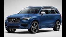 Volvo revela XC90 R-Design, versão mais esportiva da gama