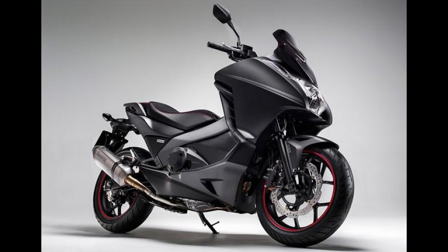 Honda lança maxi scooter Integra Sport Edition na Europa