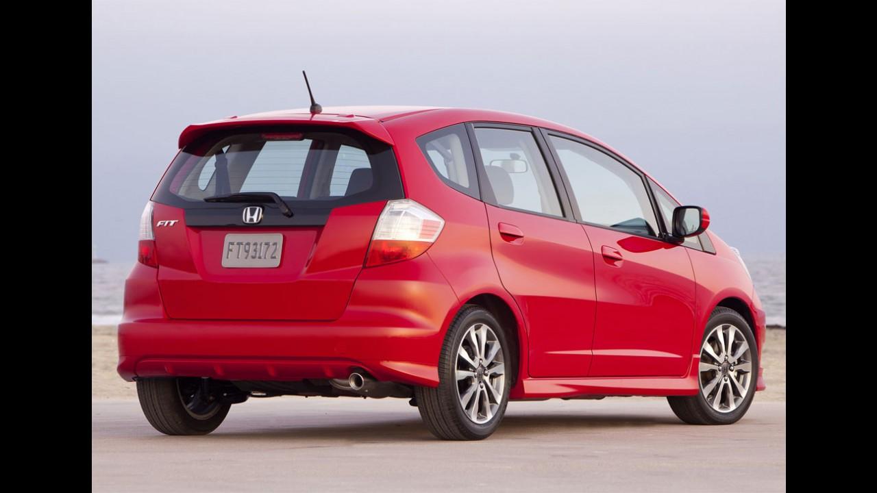 Recall: Honda anuncia chamado mundial de quase 1 milhão de unidades