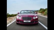 Primeiro lançamento do ano, Bentley Continental GTC Speed 2013 é oficializado
