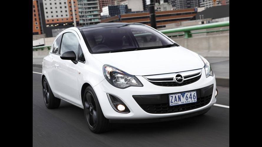 Opel anuncia saída da Austrália depois de menos de um ano