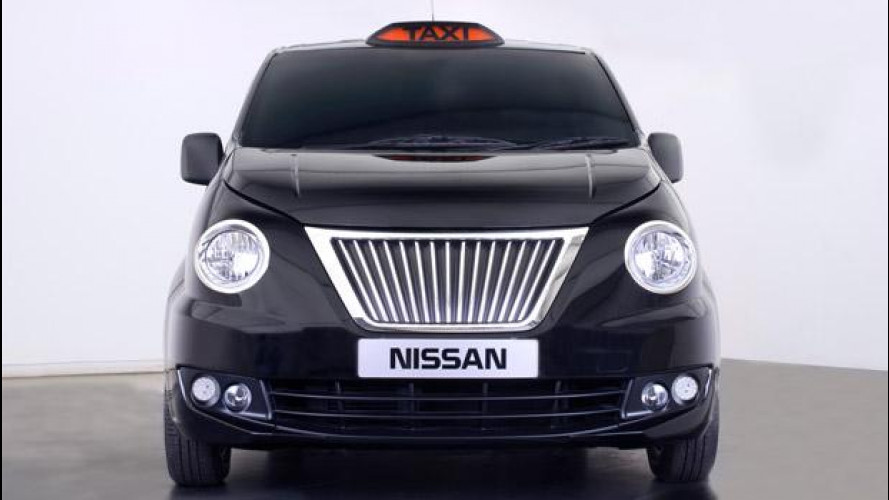 Nissan NV200: come ti aggiorno il London Taxi
