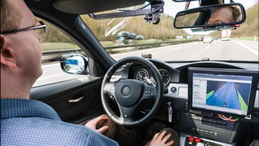 Bosch: la guida automatica si avvicina