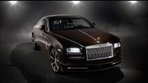 Rolls Royce, la Wraith ispirata dalla musica