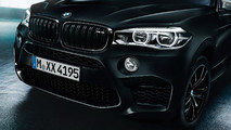 BMW X5 M And X6 M Black Fire Edition