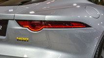 2018 Jaguar F-Type - Toronto unveil