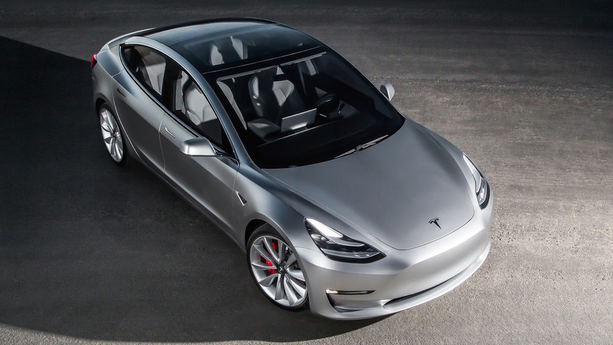 Tesla Model 3 Production Is At Just 10 Percent Of Potential
