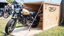 Ducati Scrambler Mach 2.0 y Full Throttle.