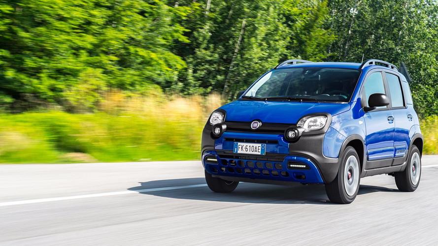 Fiat Panda City Cross - Fausse aventurière