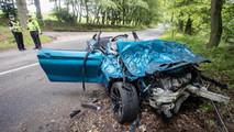 bmw m2 crash