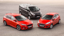 Ford April 2017 best-sellers