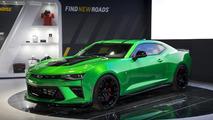 2017 Chevy Camaro Track Konsepti