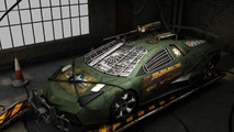 Road of the Dead Lamborghini Reventon