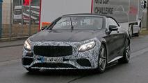 2018 Mercedes AMG S63 Cabrio casus fotoğrafları