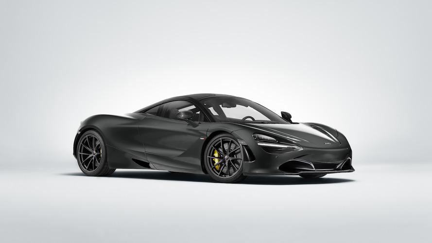 McLaren Shanghai Auto Show