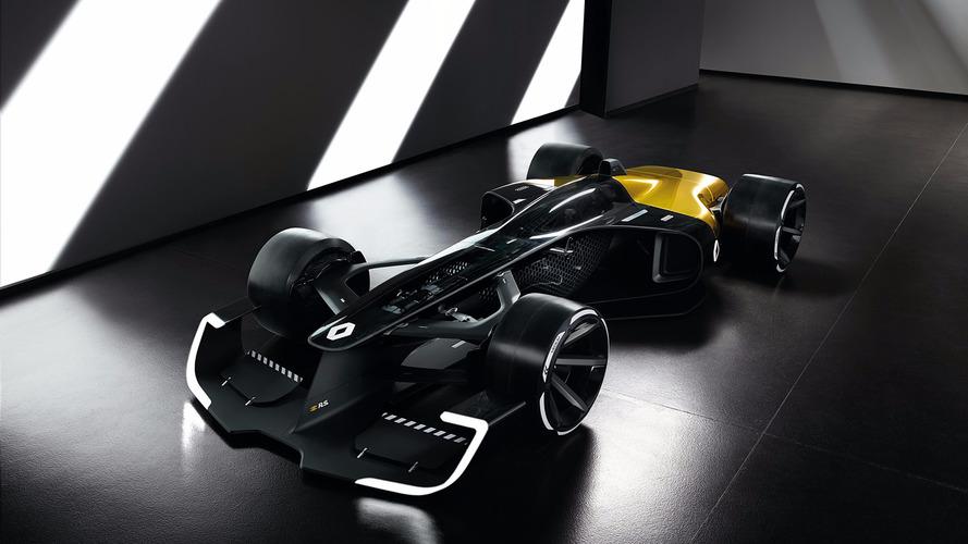 Renault desvela su prototipo de F1 para 2027