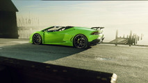 Novitec Lamborghini Huracan Spyder