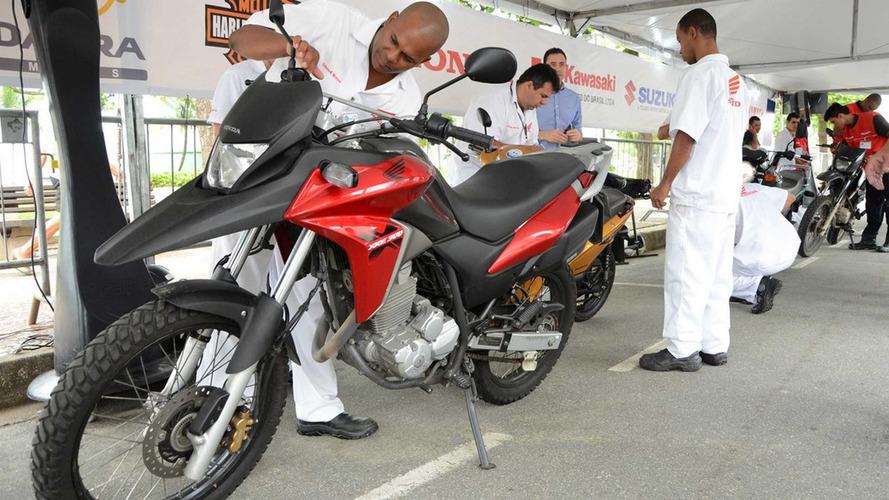 Maio Amarelo terá 20º Moto Check-up e blitzes educativas em SP