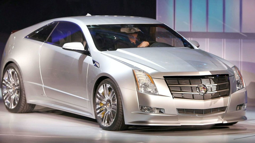 Cadillac CTS-V Coupe confirmed by Lutz