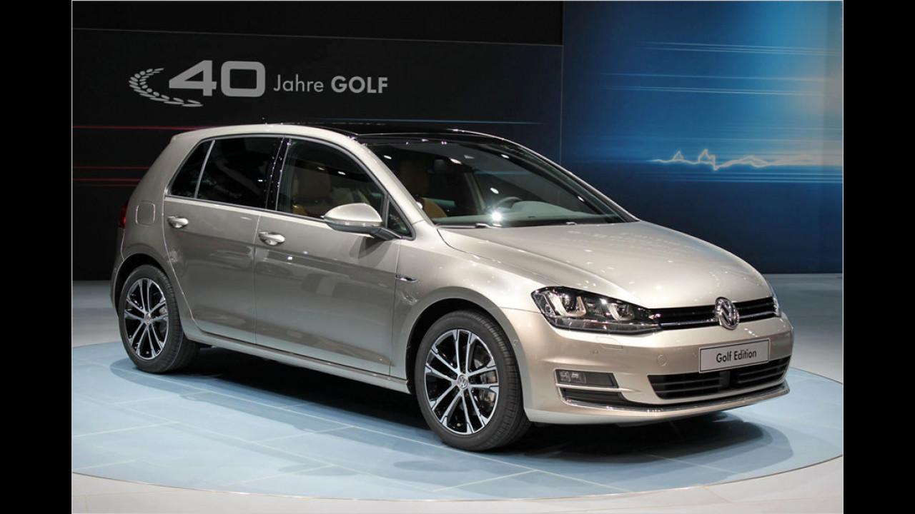 VW Golf Edition