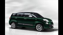 500L Living: Fiat für Sieben
