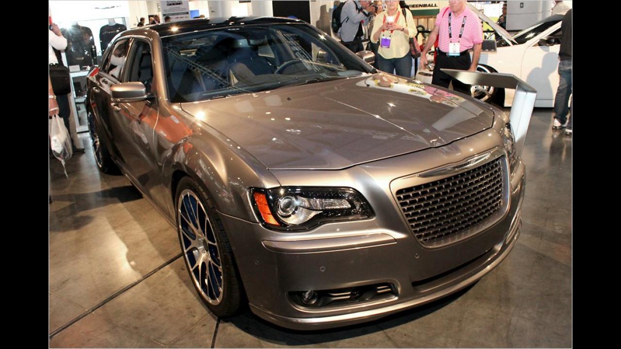 Chrysler 300 SF6 Mopar