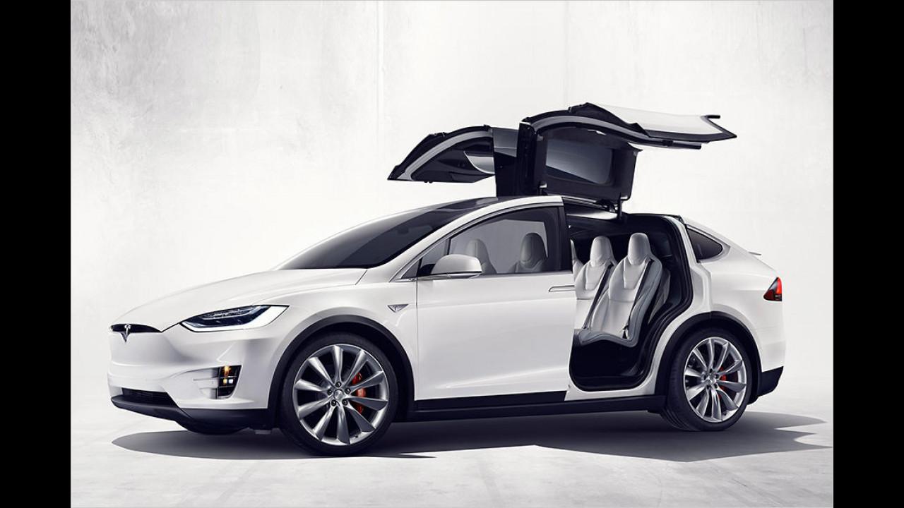 Das SUV aus der Zukunft