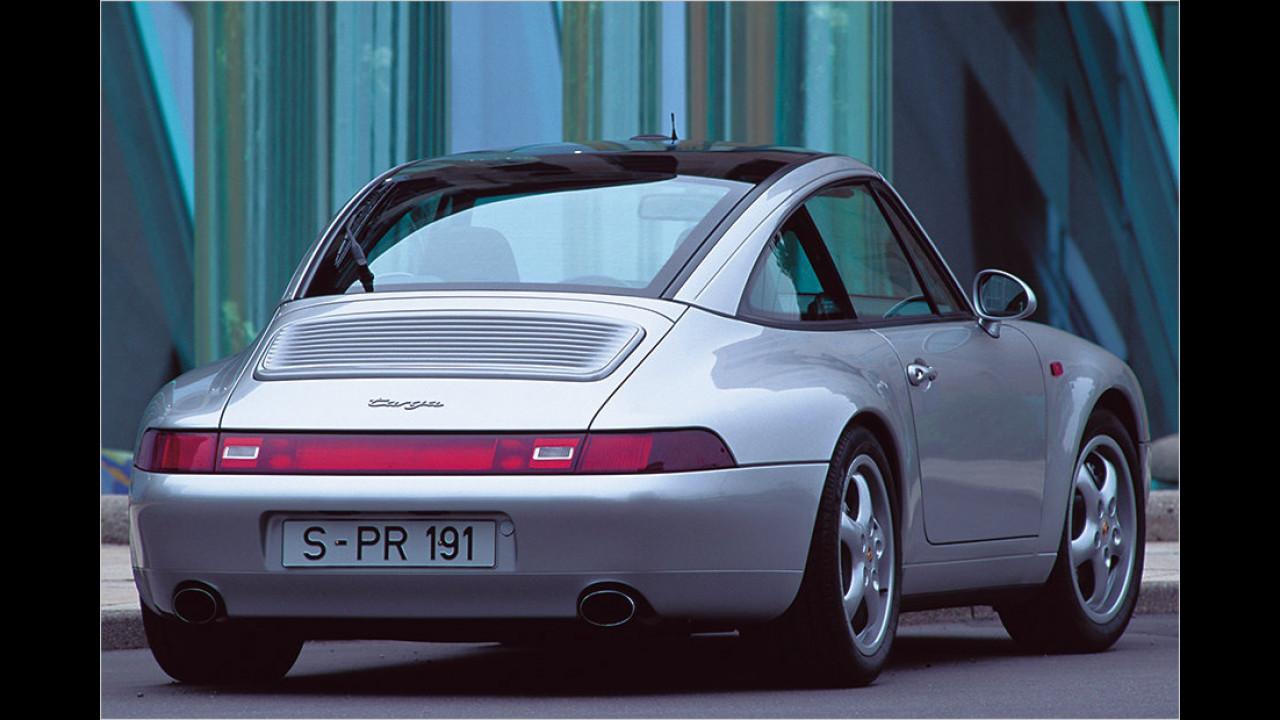 Targa: 1995 - 2001