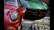 Villa d'Este 2014, tutte le auto