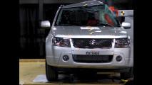 Risultati Euro Ncap per Suzuki Grand Vitara
