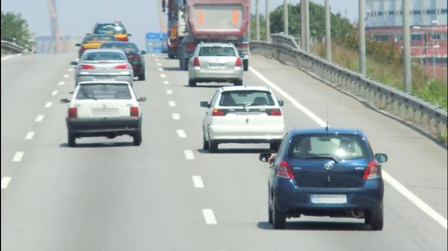 Mercato auto usato: -22% a settembre