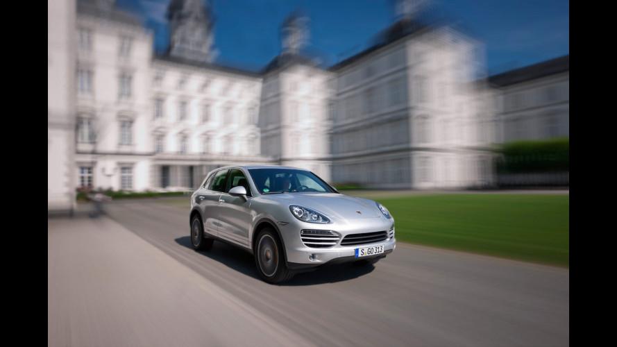 Nuova Porsche Cayenne Diesel: la prova