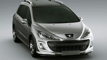 Peugeot 308 SW Prologue Concept