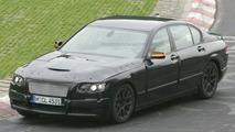 BMW M7 Spy Photo