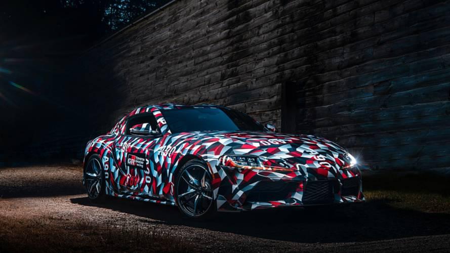 Nouvelle Toyota Supra - Aussi en quatre-cylindres