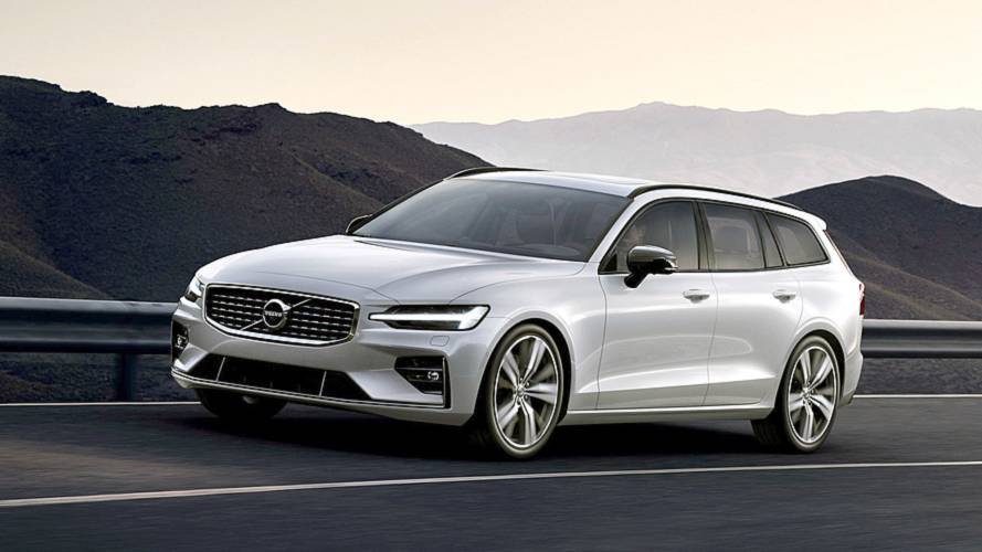 Volvo V60 im R-Design
