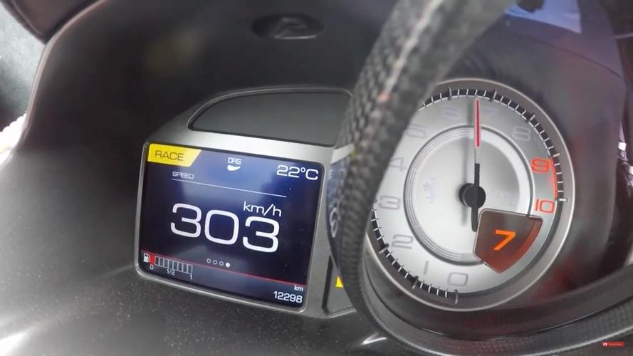 Hear The V12 Roar: Ferrari 812 Superfast Accelerates To 186 MPH