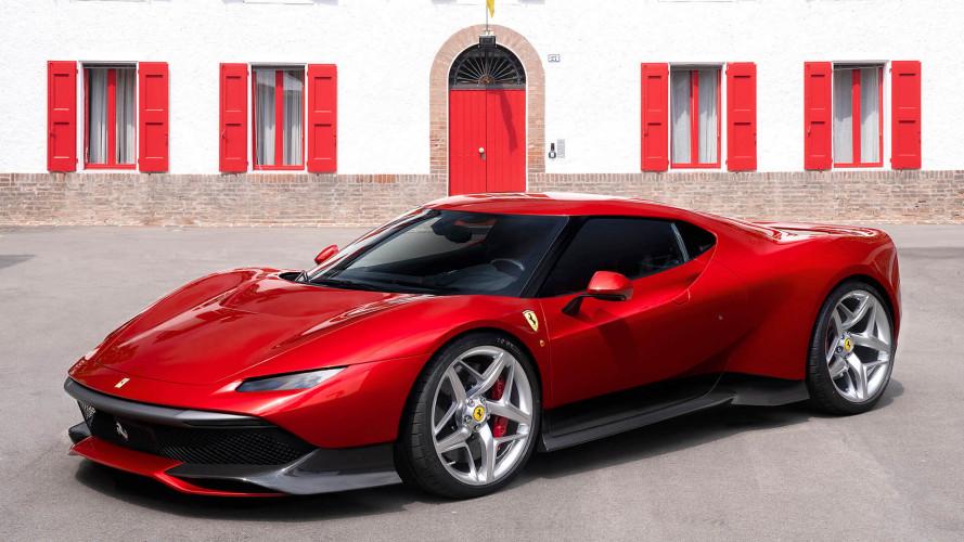Ferrari SP38: Retro-Unikat