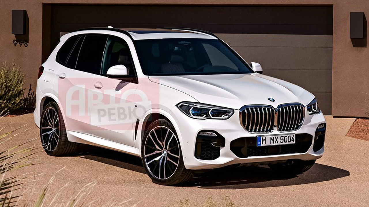 Leaked Official Images Could This Be The New Bmw X5