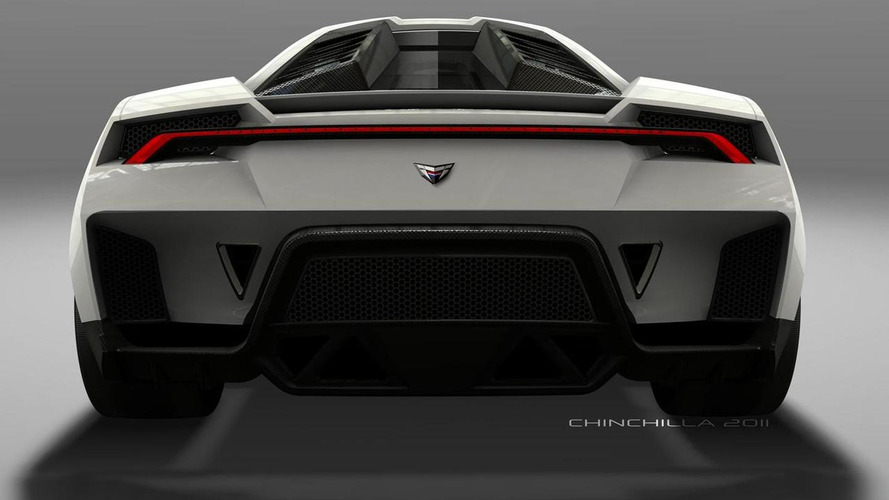 Mostro Di-Potenza SF22 revealed - based on the Lamborghini Indomable concept [video]