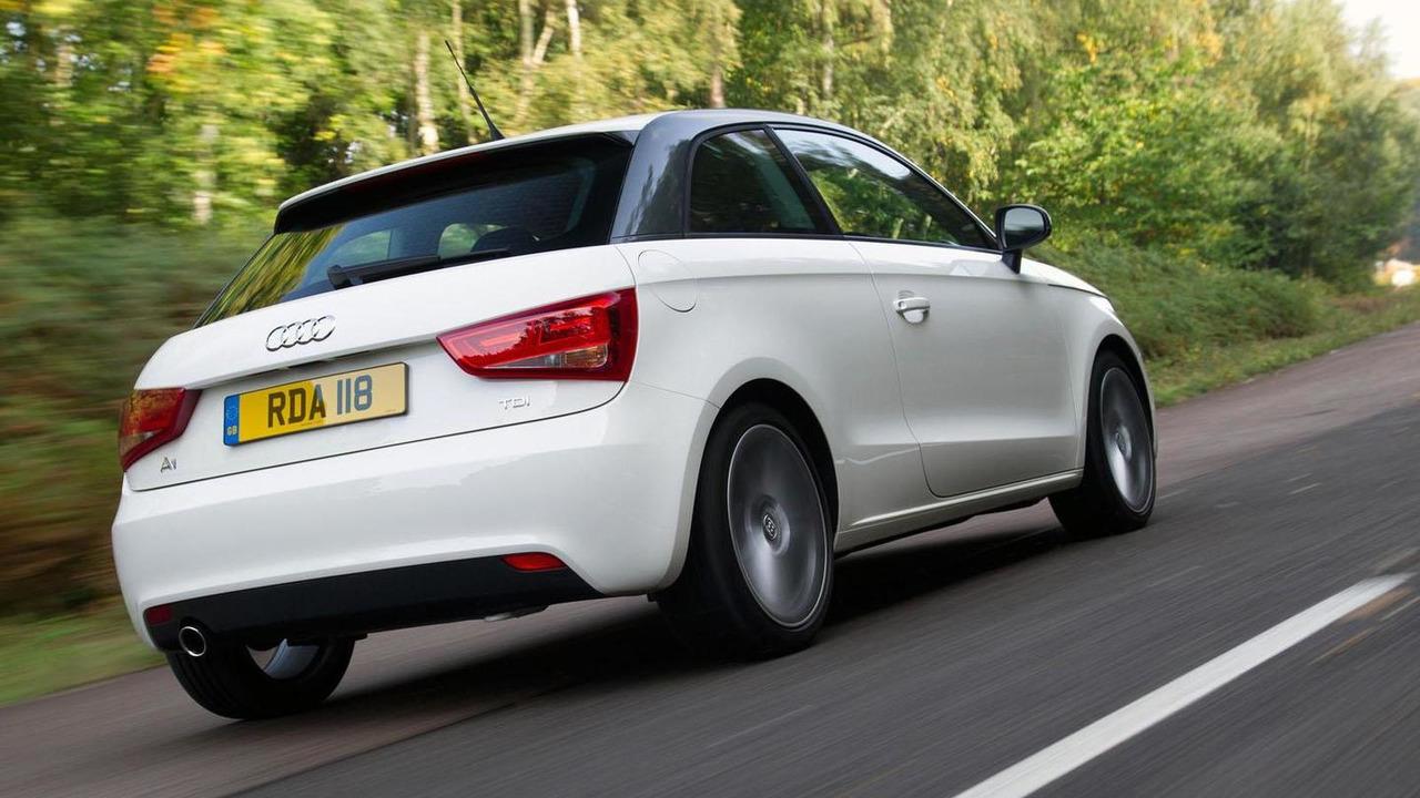 Audi A1 1.6 TDI - 20.6.2011