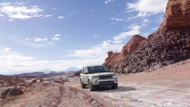 Land Rover Discovery Graphite