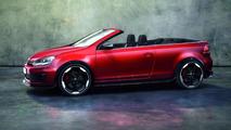Volkswagen Golf GTI Cabriolet concept, 30th GTI Meet at Wörthersee, 02.06.2011