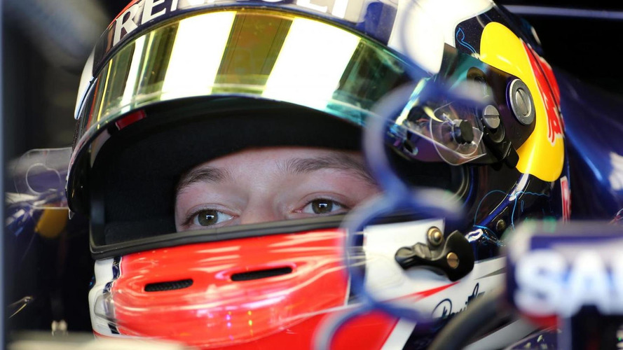 Rookie Kvyat hits back at F1 'wimps' criticism