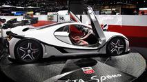 2015 GTA Spano at 2015 Geneva Motor Show