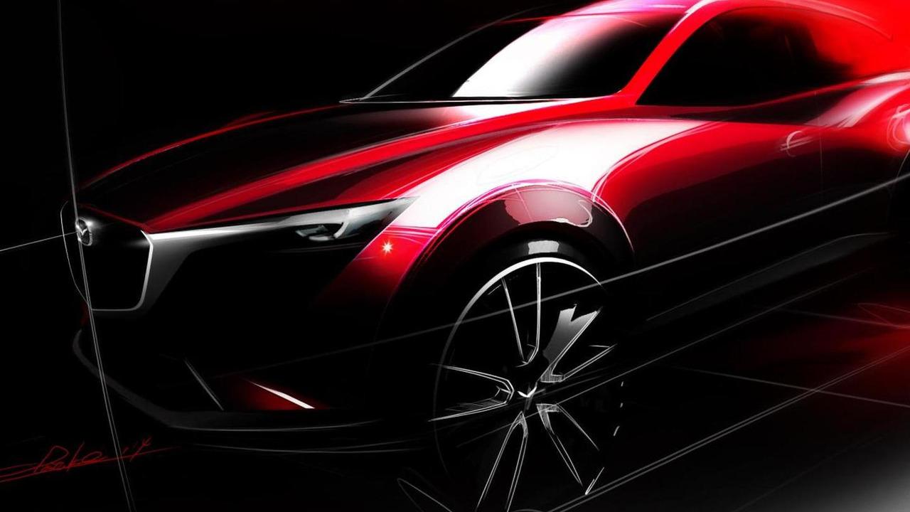 Mazda CX-3 teaser image